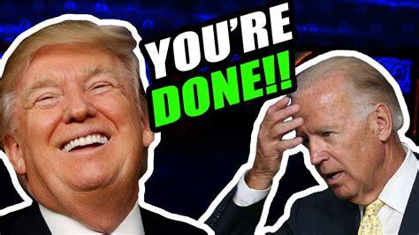 trump joe ended campaign ad whatfinger biden