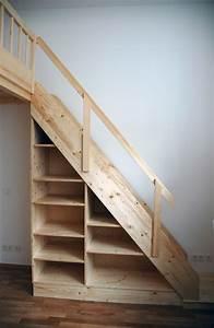 Hochbett Bauen Lassen : hochbett und regaltreppe dein tischler in leipzig dein ~ Michelbontemps.com Haus und Dekorationen