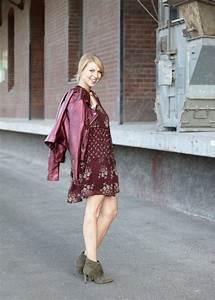 Kleid Stiefeletten Kombinieren : herbsttrends 2017 18 metallic lavie deboite ~ Frokenaadalensverden.com Haus und Dekorationen