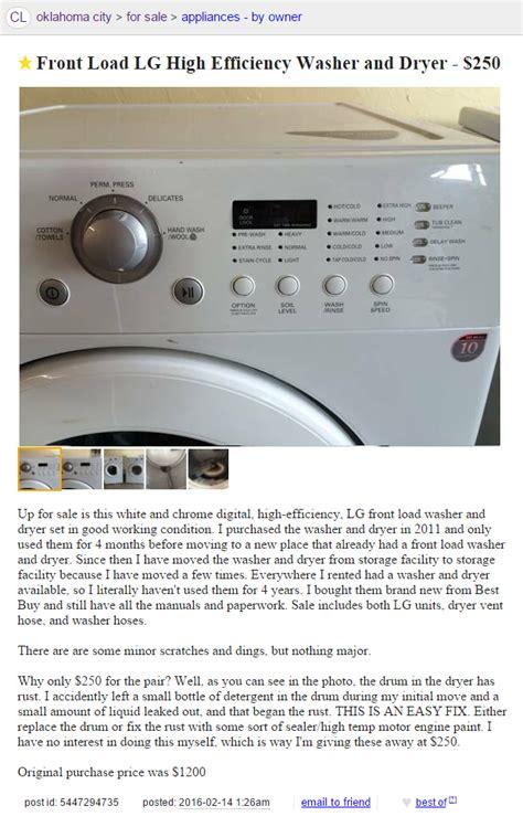 sales okc unique okc craigslist garage sales washer and dryer set washer and dryer sets on