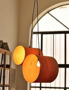 Kreidefarbe Auf Furnier : paar lichtroehren aus furnier von vayehi auf etsy zuk nftige projekte lampen diy ~ Yasmunasinghe.com Haus und Dekorationen