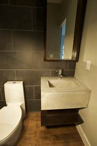 bathroom cabinets by evolve kitchens With bathroom cabinets calgary