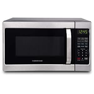 amazoncom kenmore  countertop microwave  cu ft stainless steel appliances