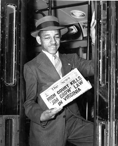Court Orders End of Interstate Jim Crow Bus Seating: 1946 ...