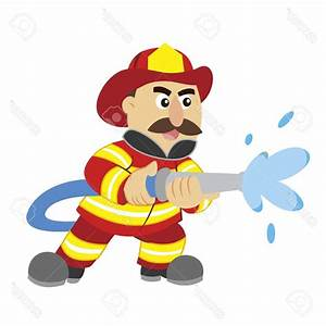 Collection Of Fireman Clipart