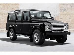 Nouveau Land Rover Defender : land rover produira quelques defender en 2016 ~ Medecine-chirurgie-esthetiques.com Avis de Voitures