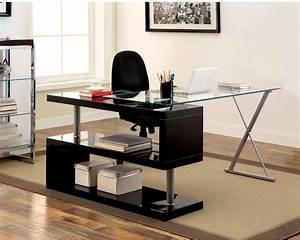 20, Contemporary, Office, Desk, Designs, Decorating, Ideas