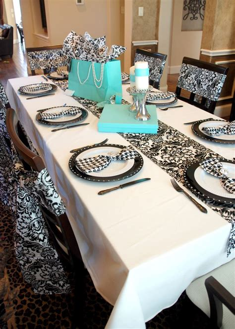 tiffany buffet table ls 15 best bridal shower images on pinterest tiffany theme