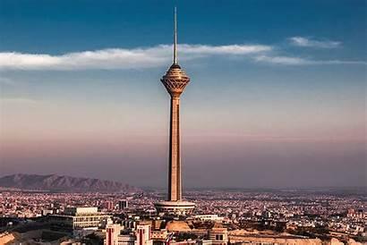 Milad Tower Iran Tehran Glass Tour Venus