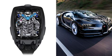 1:24 scale diecast car model toys bugatti chiron gt miniature replica collection. This New Chiron Tourbillon Watch By Bugatti Is Powered By ...