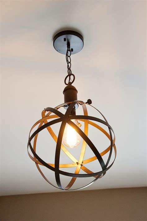 rustic pendant lighting diy industrial rustic pendant light bless er house