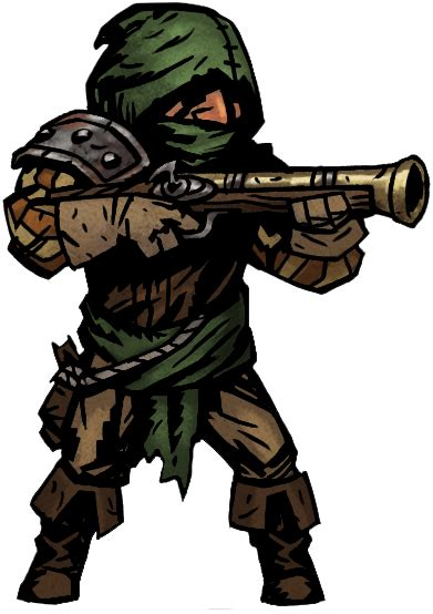brigand fusilier official darkest dungeon wiki
