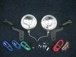 2 S  S Spot Lamp  Light Kit Mini Clubman Cooper S One