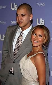 Hollywood: Adrienne Bailon With His Boyfriend Rob ...