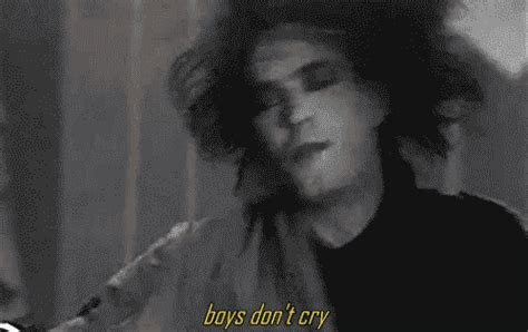 Gif Love Perfect The Cure Robert Smith Boys Dont Cry Boys