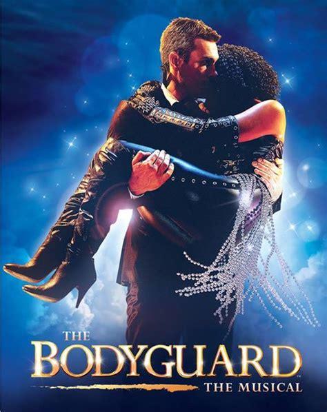 bodyguard  musical  san diego civic theatre san