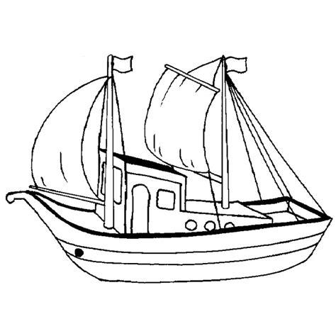Dessin Ancre Bateau Facile by 96 Dessins De Coloriage Bateau Pirate 224 Imprimer