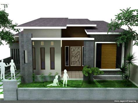 desain rumah minimalis sederhana modern desain rumah