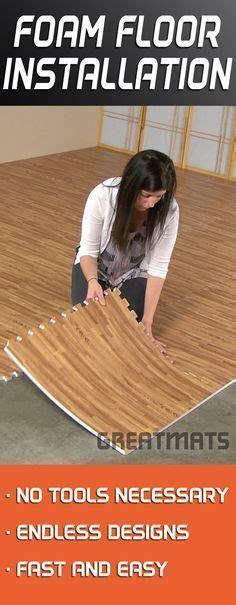 Home Foam Tile 2x2 Foot Mat Installation Video   Tile, As