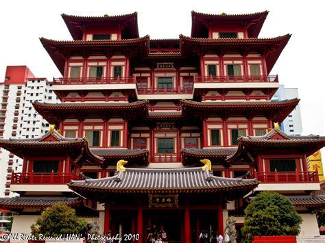 Famous Buildings Singapore Hanphotography