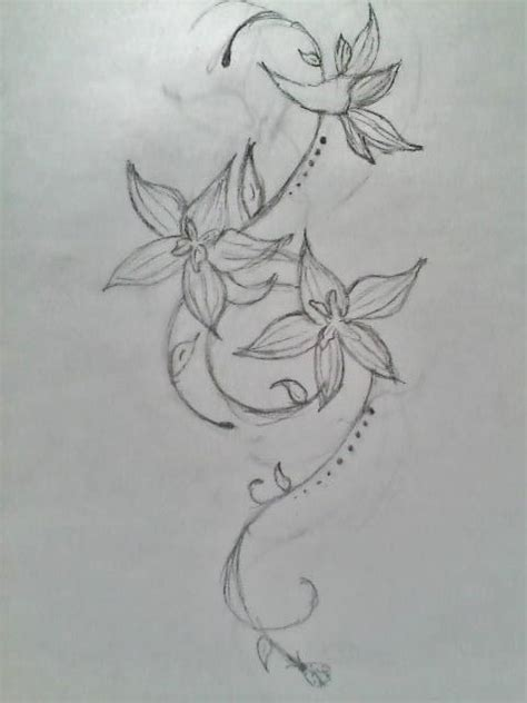 pin  tania doran  tattos birth flower tattoos