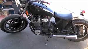 1981 Yamaha Xs100 Midnight Special Custom Bobber Hidden Start Button Front Yard Fabrications