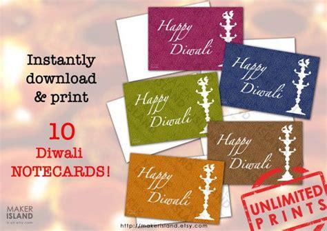 printable diwali tags    print
