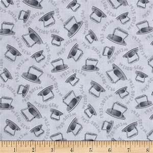 Mr Monopoly Iron Toss Grey - Discount Designer Fabric