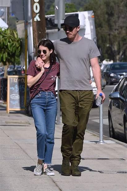 Garrett Hedlund Emma Roberts Boyfriend Angeles Seen