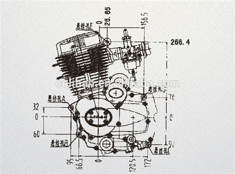250 Motorcycle Engine Diagram by Lifan Cg250 250cc Air Cooled Three Wheel Motorcycle Engine