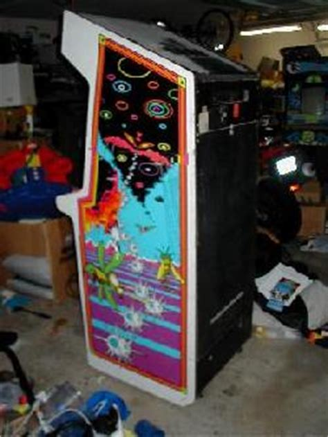 mortal kombat arcade cabinet restoration robohara digital archives