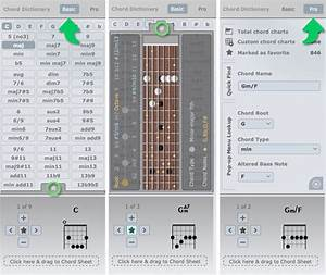 Chord Dictionary - Tunesmith