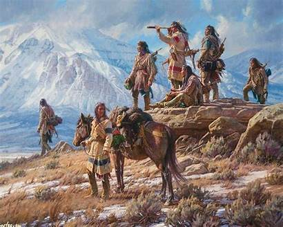 Native American Wallpapers Indian Indians Americans Cave
