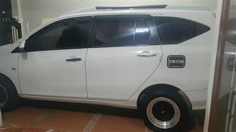 Toyota Calya Modification by Modifikasi Velg Mobil Calya Sobotomotif