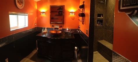 Harley Davidson Bathroom Themes by Harley Davidson Bathroom Bell Transitional Other