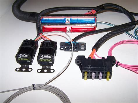 Lt1 Fuse Box Kit by Ls6 Wiring Harness Wiring Library