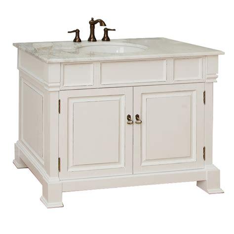 single sink bath vanity shop bellaterra home white rub edge undermount single