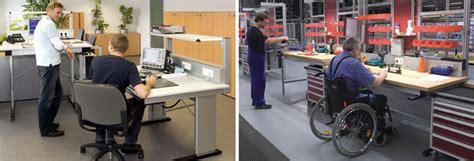 ergonomie du poste de travail poste de travail r 233 glable