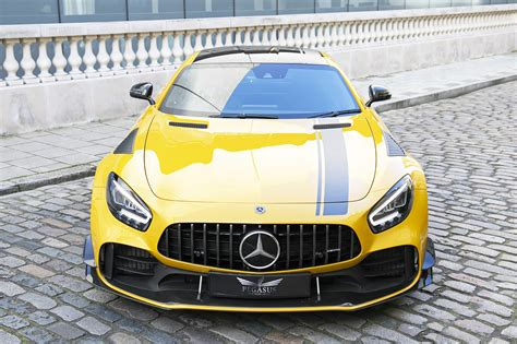 The measures from motorsport can be clustered. Mercedes - Benz AMG GTR PRO - Pegasus Auto House
