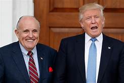 Trump, Guiliani anad others sued