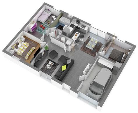 Plan Dressing En U 413 by Maison Contemporaine Franche Comte Mitula Immobilier
