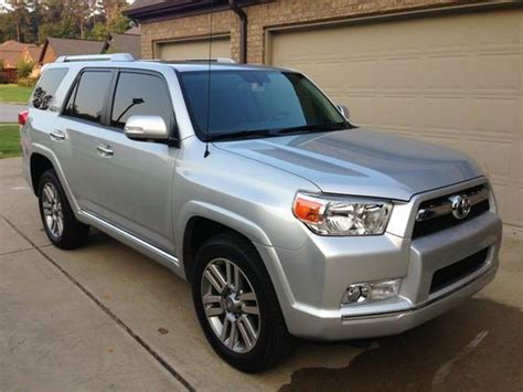 find used 2013 toyota 4runner limited sport utility 4 door 4 0l almost new 1800 in