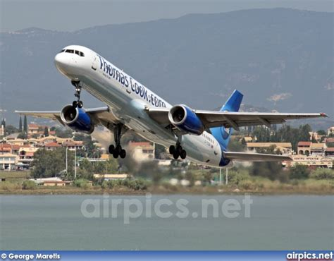 airpics.net - G-TCBA, Boeing 757-200, Thomas Cook Airlines ...