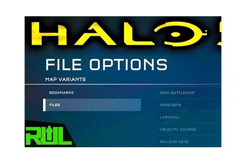 halo 5 download custom maps
