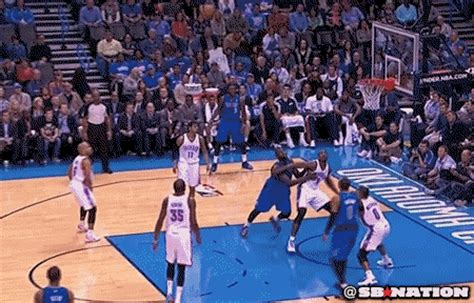 russell westbrook  playing basketball