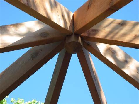 woodsgood cedar gazebo construction notes ideas