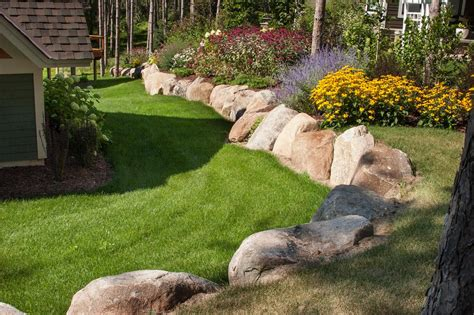 large boulders for garden how to grow healthy plants hgtv