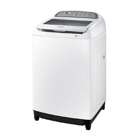 samsung wa85j6750sw 8 5kg top load washing machine home clearance