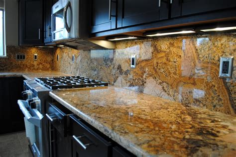 Best Backsplashes With Granite Countertops : Granite Countertops Raleigh, Nc