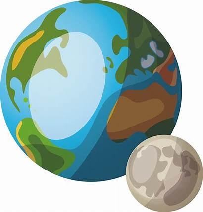 Earth Cartoon Transparent Planet Clipart Planets Clip